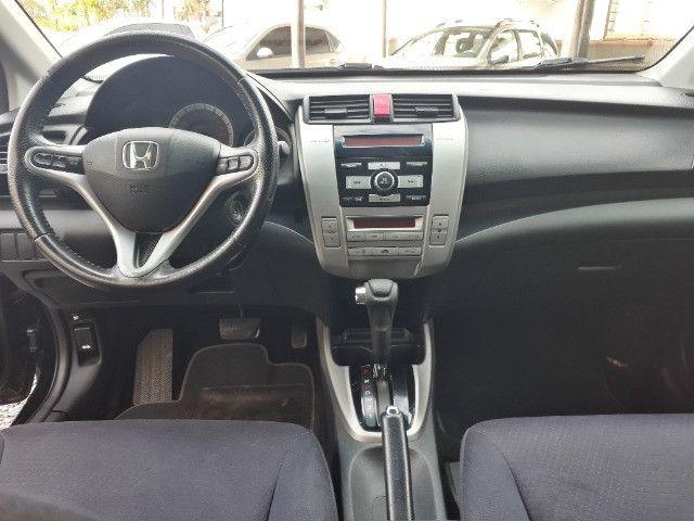 Honda City EX 1.5 automático Impecável - 2012 - Foto 9