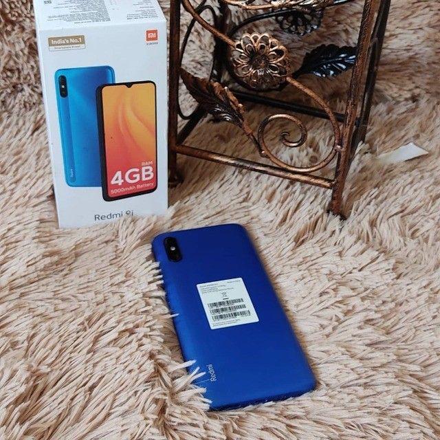 Xiaomi Redmi 9I 10X S/Juros 128GB/4Ram/1Ano de Garantia/MediaTek Helio G25/13MP - Foto 5