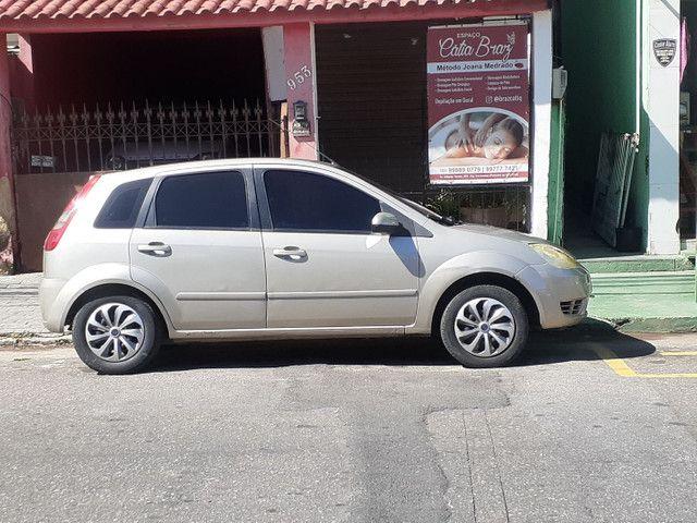 Fiesta 2006 1.6 flex