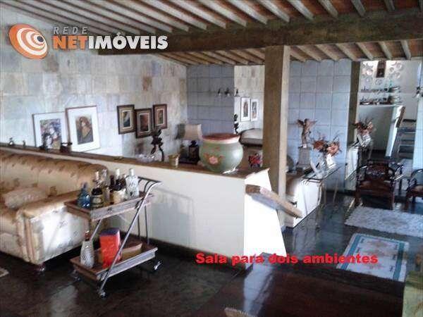 Casa à venda com 5 dormitórios em Bandeirantes (pampulha), Belo horizonte cod:449501 - Foto 2