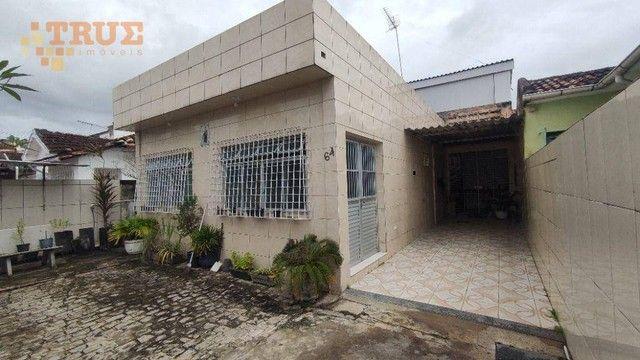 Casa com 3 dormitórios à venda, 150 m² por R$ 550.000,00 - Casa Amarela - Recife/PE