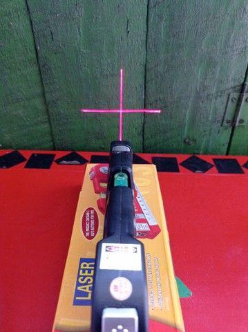Nível a laser,trena e nível de mesa - Foto 4