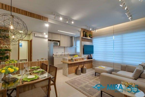 Apartamento com 2 quartos no Uptown Home - Bairro Jardim Europa em Goiânia - Foto 2