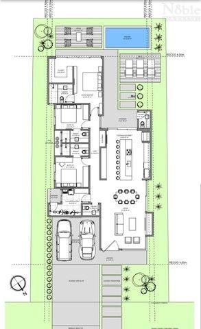 Excelente casa no condomínio Reserva das Águas - Foto 5