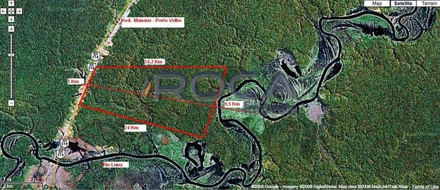 Fazenda à venda em PORTO VELHO, MANAUS cod:25335