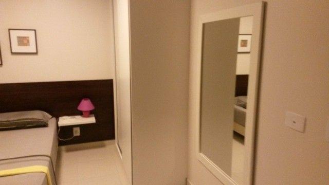 RB 075 Porteira Fechada -2 quartos 1 suite 55m² -Totalmente Mobiliado -Conselheiro Aguia - Foto 6
