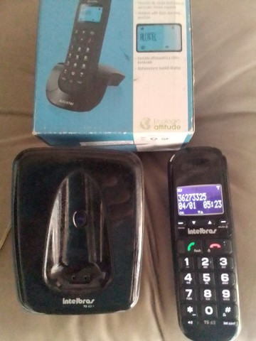 Telefone novo Alcatel residêncial - Foto 3