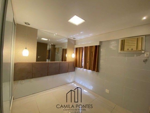 Apartamento à venda, 3 suítes, 164m², por 800 mil - Manaíra - João Pessoa-PB - Foto 7