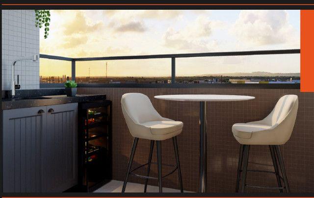 Pra viver bem! Lançamento no Bessa, apartamentos, com área de lazer - Foto 5