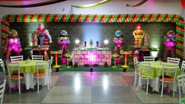 venda de decoração para festa infantil - Foto 3