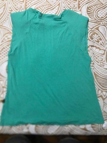 Blusas femininas TAM único  - Foto 3