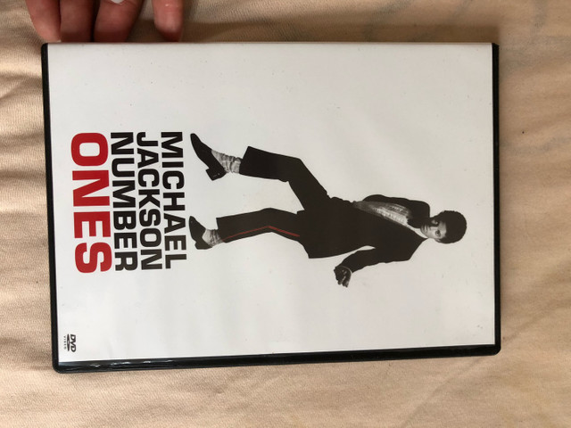 9 dvds originais Michael Jackson - Foto 3