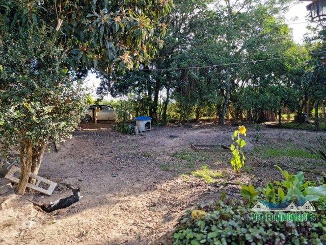 Velleda oferece 1 hectare a 5 minutos centro viamão com açude e casa, troca - Foto 15