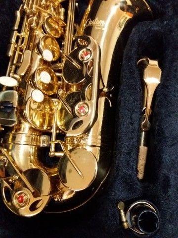 Sax alto Custon - Foto 2