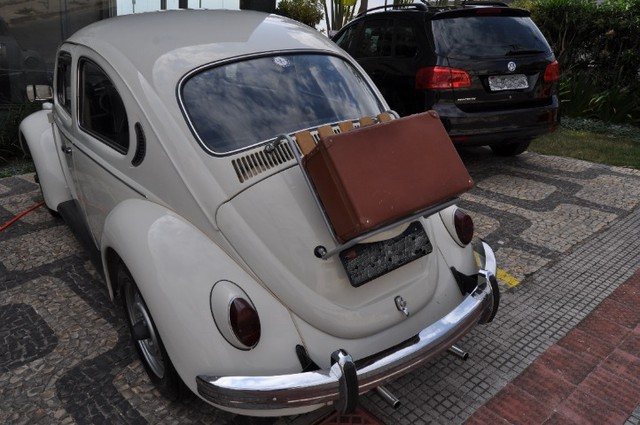 Volkswagen Fusca 79 1.300 Carro de colecionador, placa preta   Nunca foi restaurado. - Foto 5