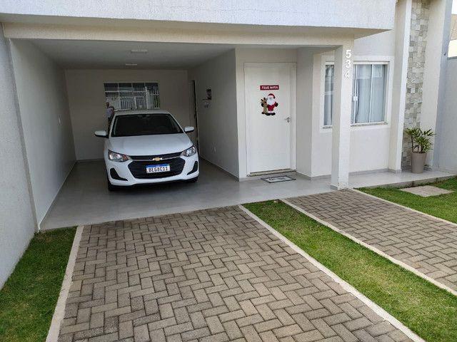 Casa Semi-nova - 110m² - Boqueirão