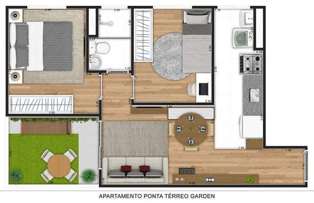 Apartamento em construção Jardim Europa em Hortolândia  - Foto 11
