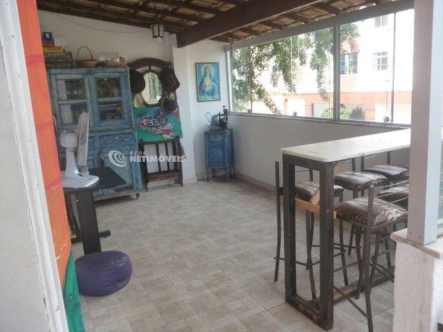 Casa à venda com 3 dormitórios em Castelo, Belo horizonte cod:54522 - Foto 15