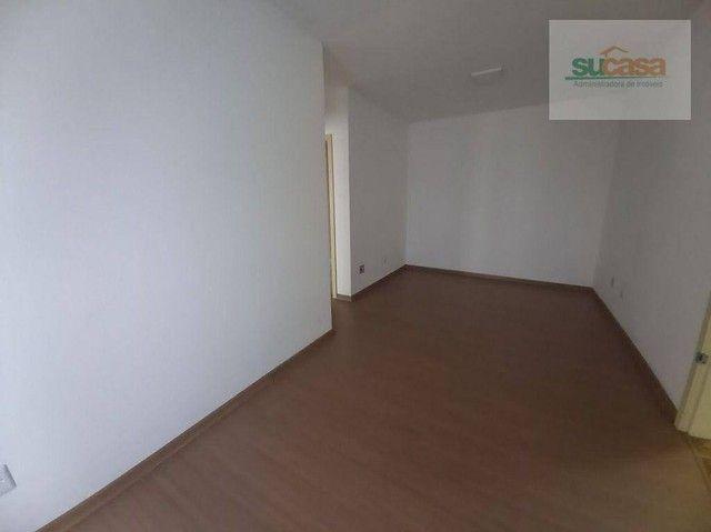 Apartamento com 2 dormitórios para alugar, 85 m² por R$ 800/mês - Rua Andrade Neves- Centr - Foto 6