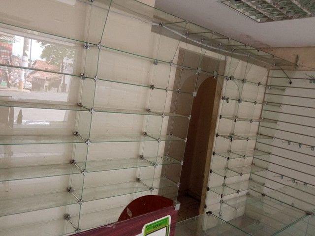 Expositor e vitrine de vidro - Foto 2