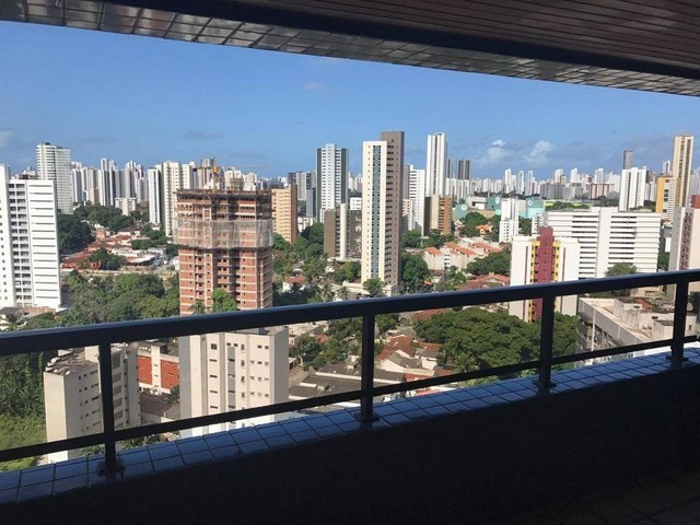 RB 073 Apart, para venda com 225 metros quadrados com 3 quartos em Casa Forte - Recife - Foto 18