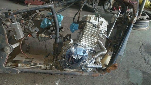 motor completo ghost spyder 300 cc - Foto 7
