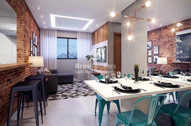 Apartamento à venda 2 quartos 1 suíte 1 vaga - Dona Clara