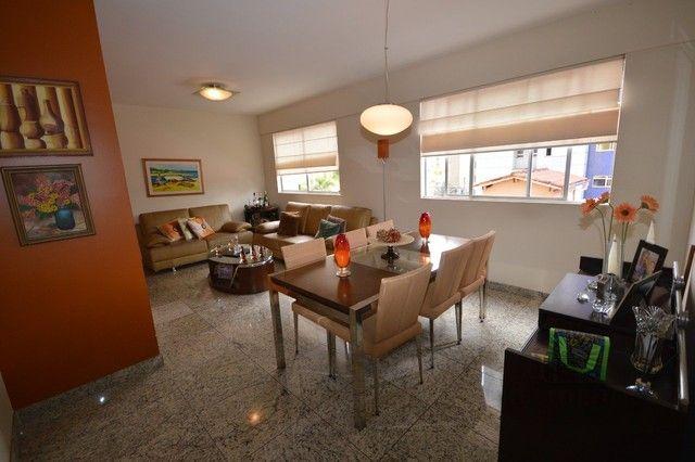 Sion venda apartamento 3 qts 122m²  varanda 2 vgs - Foto 3
