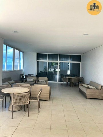 Apartamento com 4 suítes, vista mar em ´Patamares,3 vagas, Nascente. - Foto 18