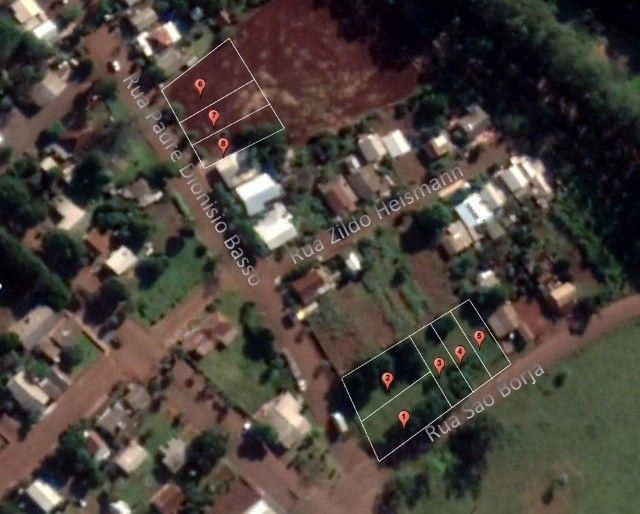 Vendo terrenos em bairro Hortencio Girua RS