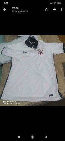 Camisa do Corinthians 20/21