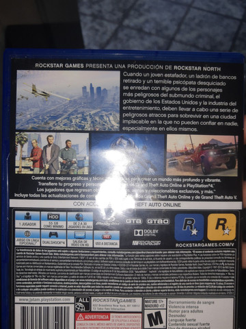 GTA 5 para PS4 - Foto 2