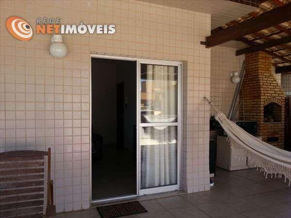 Apartamento à venda com 4 dormitórios em Castelo, Belo horizonte cod:44168 - Foto 10