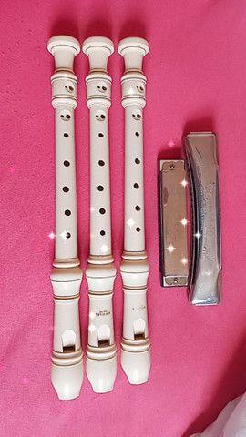 Kit de instrumentos de sopro