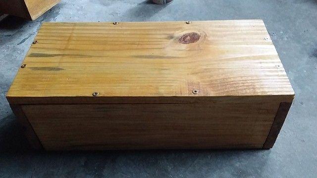 Step em madeira - Foto 2