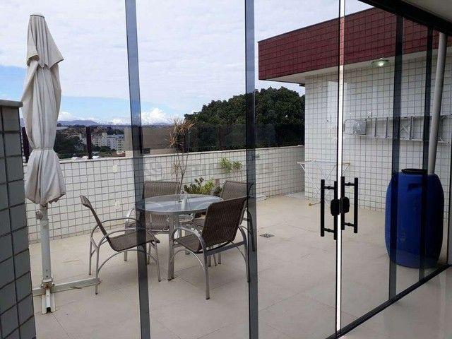 Apartamento à venda com 4 dormitórios em Liberdade, Belo horizonte cod:394024 - Foto 3