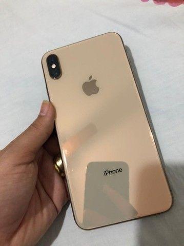 VENDO ou TROCO IPHONE XS MAX 256g GOLD