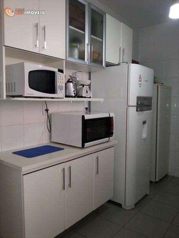 Apartamento à venda com 4 dormitórios em Castelo, Belo horizonte cod:44168 - Foto 4