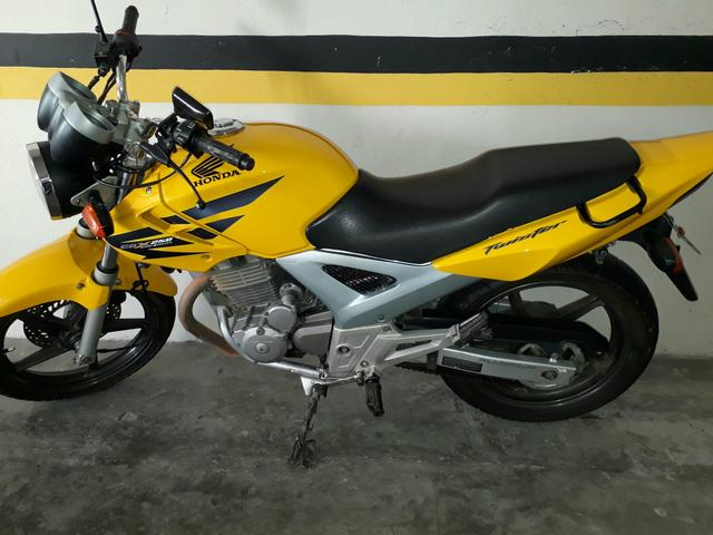honda cbx twister 2007 motos costa carvalho juiz de fora olx. Black Bedroom Furniture Sets. Home Design Ideas
