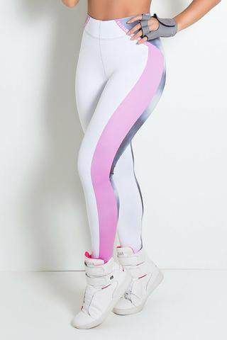Legging - Névoa Sublimada