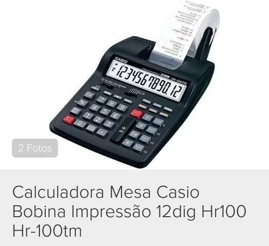 Vendo calculadora casio comercial