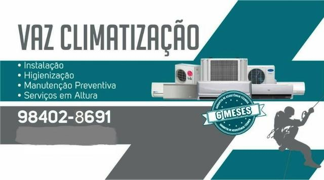 Promoção! Manutençaõ e Instalação em Ar Condicionado