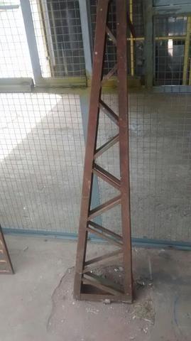 Base para toldos ou telhado 2'3 metros
