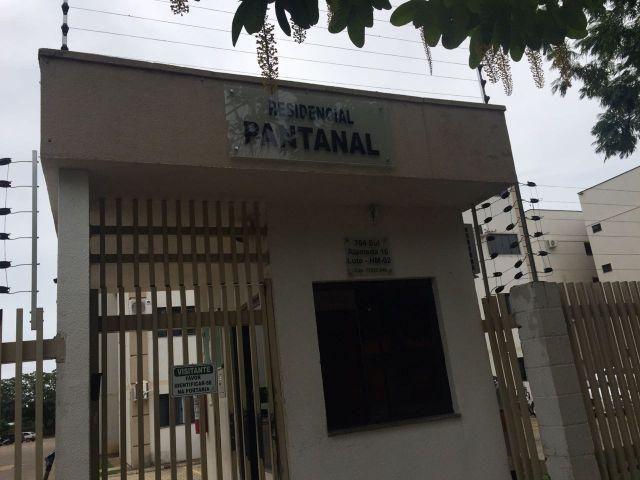 APTO COM 2 quartos (1 SUÍTE) NO RESIDENCIAL PANTANAL - 704 SUL EM PALMAS-TO