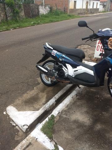 Moto Yamaha neo 2011