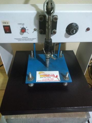 faa30e112 Máquina de estampar compacta print - Equipamentos e mobiliário ...
