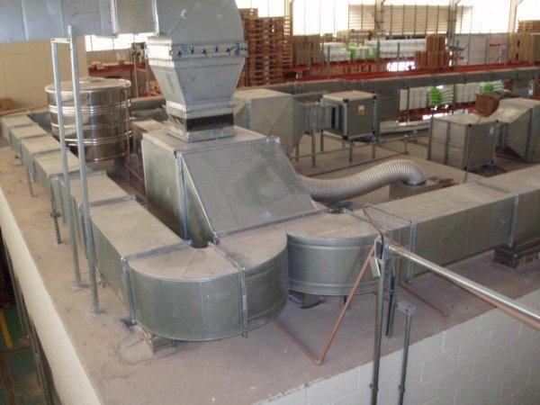 Dutos de exaustor ar condicionado e pressurização - Foto 3