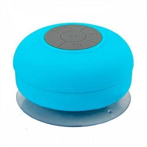Caixa Som Banheiro Prova D Água Bluetooth Compatível Android E IOS - Foto 2