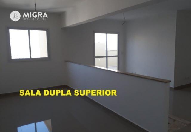 Apartamento à venda com 3 dormitórios em Vila ema, São josé dos campos cod:559 - Foto 6