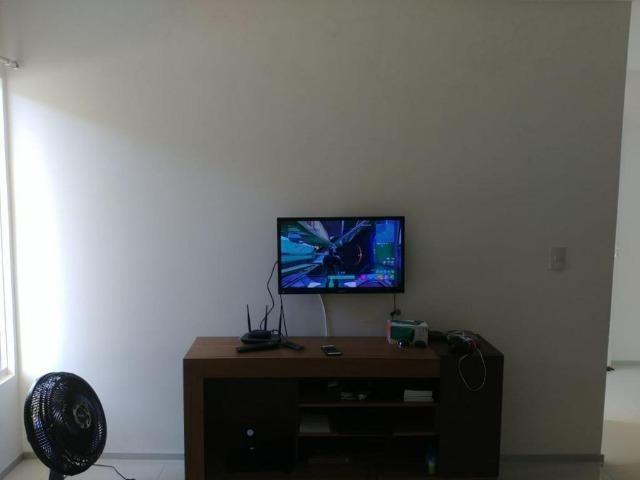 CA1699 Nathus Ville, casa duplex com 3 suítes no Eusébio, 2 vagas, área de lazer completa - Foto 12